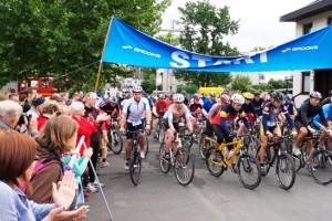 Fahrradfahrer on the move!