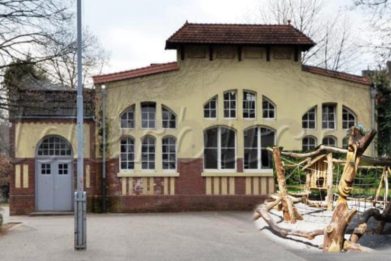 Kletterschulhof / www.nikolausschule-bonn.de/
